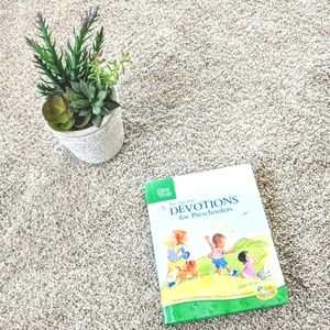 One Year Toddler Devotional